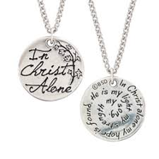 christian necklaces in alone necklace cornerstone jewelry