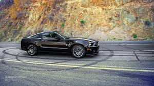 Blacked Out 2014 Mustang 2014 Ford Mustang Shelby Gt500 Review Autoevolution