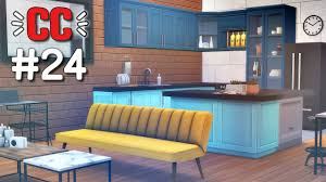 Objet Deco Cuisine Design by Jolis Meubles Cc Sims 4 24 Youtube