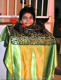 Cool Scary Halloween Costumes Coolest 50 Homemade Head Platter Costumes