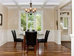 Chair Rail Ideas For Dining Room Dining Room Paint Ideas With Chair Rail Modern Home Interior Design