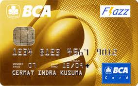 bca gold card kartu kredit bca gold cermati