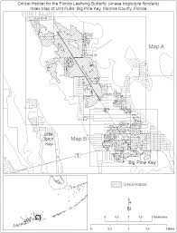Map Of Homestead Florida by Federal Register Endangered And Threatened Wildlife And Plants