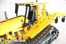 lego 42006 tracked tractor review lego reviews u0026 videos