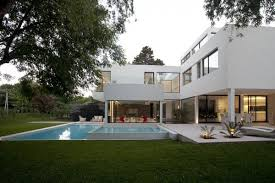 contemporary home interiors backyard swimming pool designs