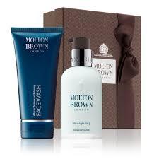 molton brown ultra light bai ji hydrator oily skin face wash moisturiser gift set molton brown uk