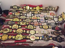 Wwe Duvet Cover My Jakks Pacific Mattel And Wwe Belt Collection Squaredcircle