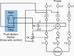 circuit diagram 3 phase motor wiring diagram simonand