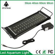 30 led aquarium light 1pcs led aquarium light 30cm 40cm 60cm 90cm white blue led light