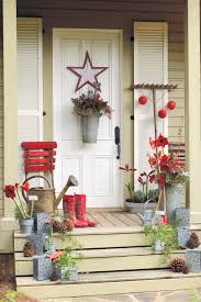 Making Christmas Decorations For Outside 100 Fresh Christmas Decorating Ideas Southern Living
