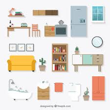 Furniture For Floor Plans Furniture Vectors Photos And Psd Files Free Download