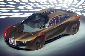 bmw concept car the concept car u0027vision next 100 u0027 of german automaker bmw is