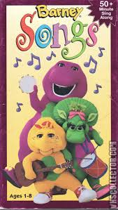 barney songs page 2 vhscollector com your analog videotape