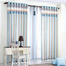 stores pour chambres à coucher store pour chambre 1 pc bleu rayac stores rideaux pour chambre