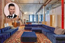 adam levine is selling his new york city apartment maroon 5