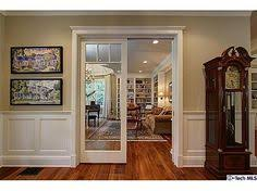 Interior Doors Privacy Glass Sliding Pocket Doors Stained Glass Exactly What I Want Between