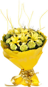 Yellow Lilies Send Flowers Cakes Gifts To Ranchi Chocolates And More
