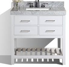 41 Bathroom Vanity Pacificcollection Laguna 41 Single Modern Bathroom Vanity Set