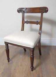 sedie chippendale regency tavolo da pranzo e sedia set in mogano set di 10 sedie