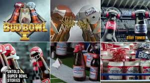 bud light gold can rules bud bowl behind scenes of all time super bowl commercial si com
