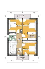 40 Square Meters by Attic Houses Under 150 Square Meters Houz Buzz