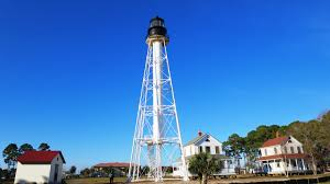 Cape San Blas Florida Map by Cape San Blas Lighthouse U0026 Appalatchicola Florida Youtube