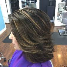 layered flip hairstyles 37 cute medium haircuts to fuel your imagination