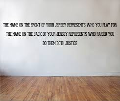 Sports Decals For Kids Rooms by Do Them Both Justice Motivational Wall Decal Sports Wall