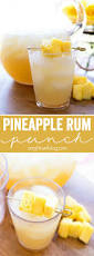 pineapple rum punch recipe pineapple rum rum and beverage
