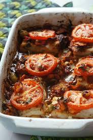 poisson au four à la marocaine coconut cuisine