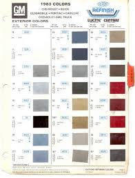 toyota paint color codes periodic tables