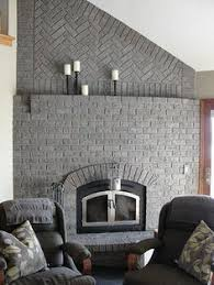 How To Cover Brick Fireplace by Resurface Brick Fireplace How Cover Brick Fireplace Drywall