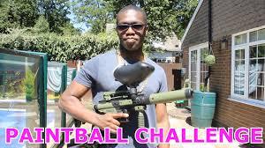Challenge Comedyshortsgamer Paintball Challenge