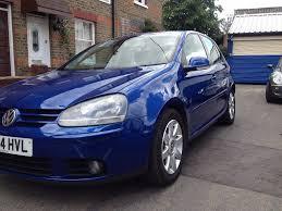 dark blue volkswagen dark blue vw golf 2 0 gt sport tdi 5 doors hatchback manual in