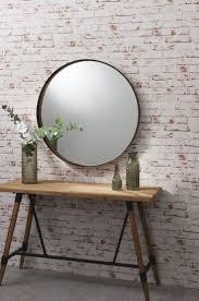 spiegel fã r flur die besten 25 runde spiegel ideen auf großer runder