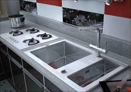 Kitchen Sink Paint by Kitchen Out Door Kitchen Sink Oak Wooden Cabinets Black