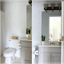 bathroom wall stencil ideas white decor trend wall stencils and painted furniture royal