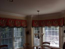 dining room valance sophisticated dining room valances cozynest home