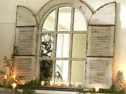 Ideas Design For Arched Window Mirror Large Window Pane Mirror Like This Item Large Arched Window Pane