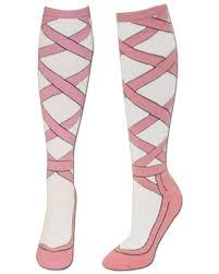 amazon com sports katz ballet slipper socks clothing