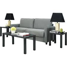 coffee tables beautiful black wooden coffee table walmart with