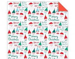 christmas wrap christmas gift wrap etsy