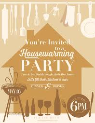 registry for housewarming party the proper etiquette for writing a housewarming invitation