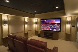 Designing Home Theater Creative Home Theater Lighting Design With - Home theater lighting design