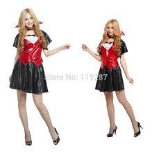 Girls Vampire Costume Halloween Cheap Women Vampire Halloween Costumes Aliexpress
