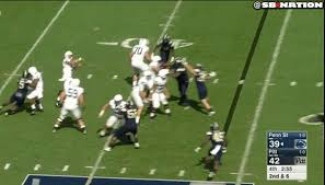 7 Mistakes That Doom A by Penn State Mistakes Doom Comeback In Loss To Pitt Sports On Earth