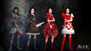 halloween costume background alice madness returns review sugar gamers