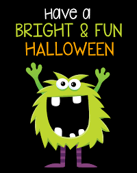 Cute Halloween Monsters by Bright And Fun Monster Halloween Party Favors U2013 Fun Squared