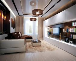 living ideas interior design room modern brown interior design