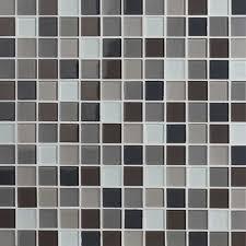 mosaique cuisine pas cher vente privee mosaïques gris marron noir 32x32cm batiwiz 28403